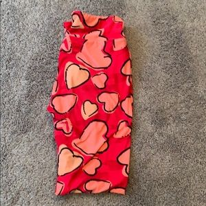 Lularoe Hearts! Perfect for Valentine's Day!